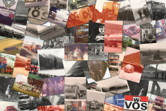 Collages van Wim Vos 1942-1999